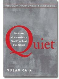 Book Cover: Quiet: The Power of Introverts in a World that Can't Stop Talking