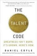 Book cover: The Talent Code